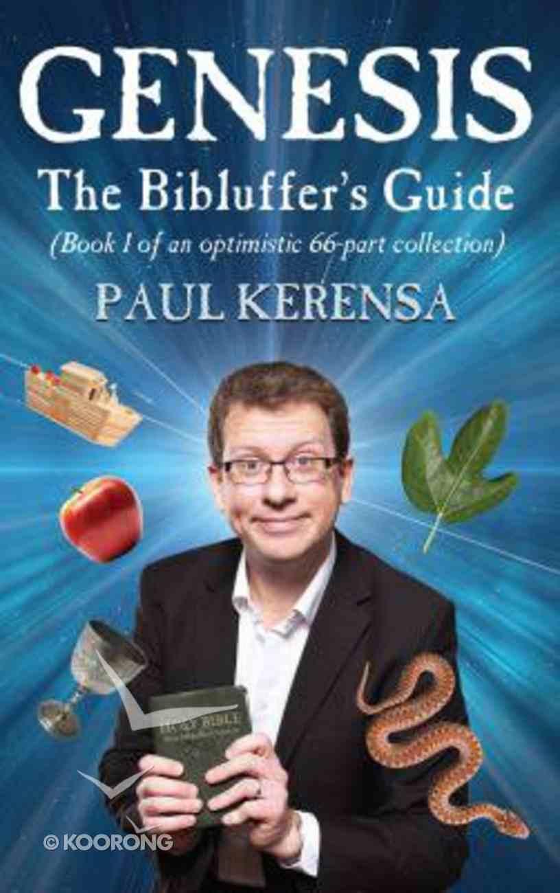 Genesis: A Bibluffer's Guide Paperback