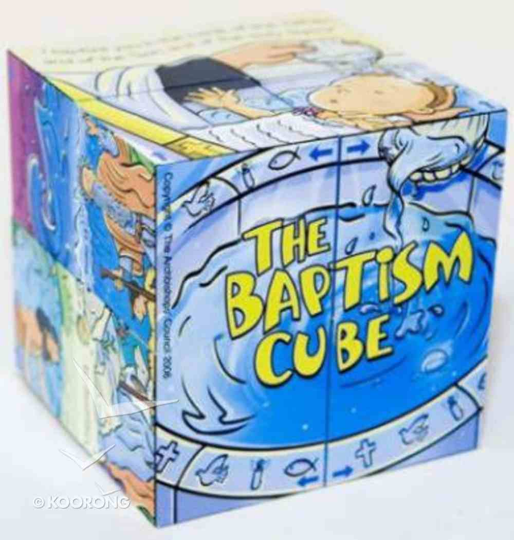 The Baptism Cube Novelty