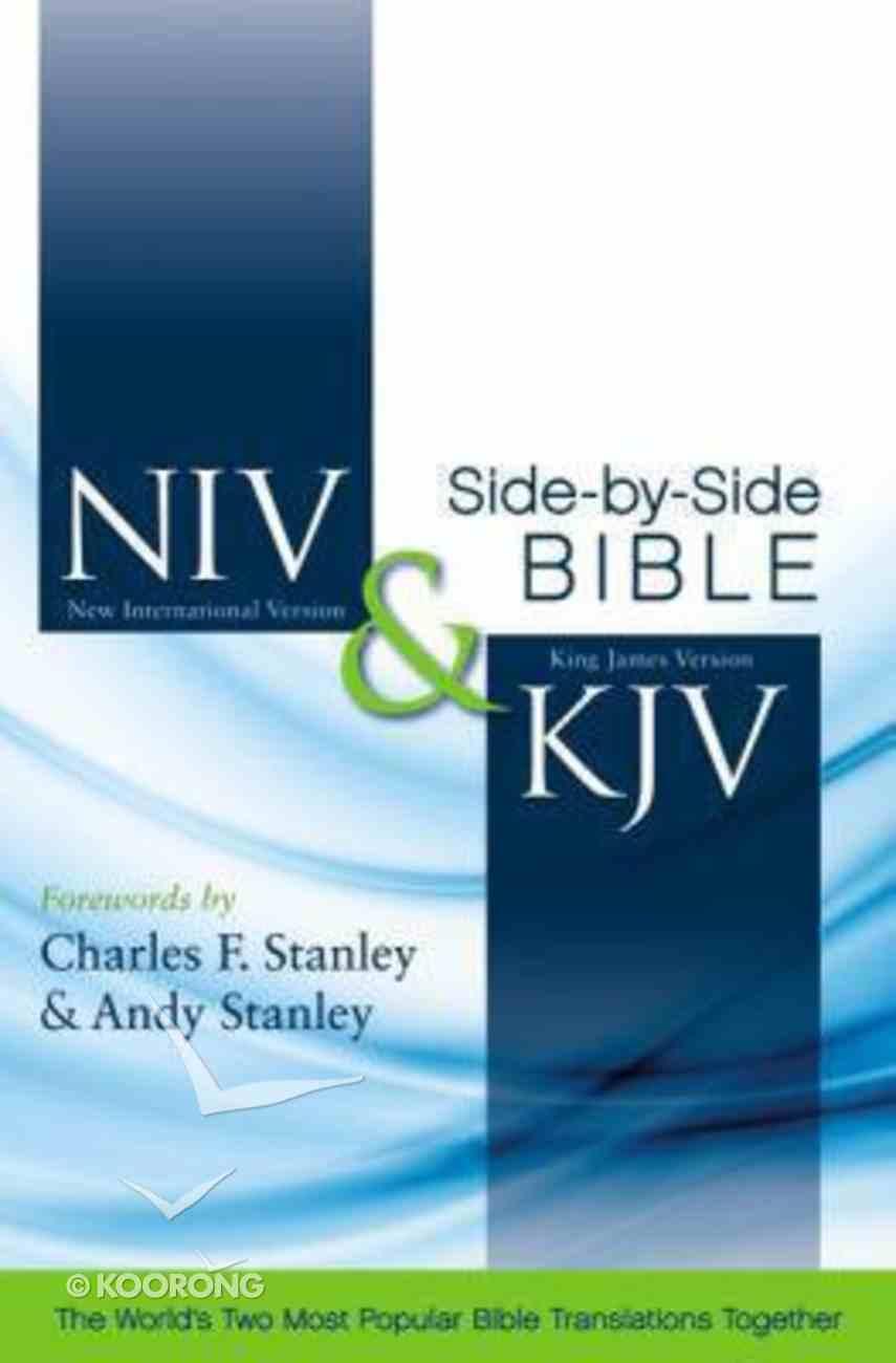 Niv/Kjv Side-By-Side Bible Hardback