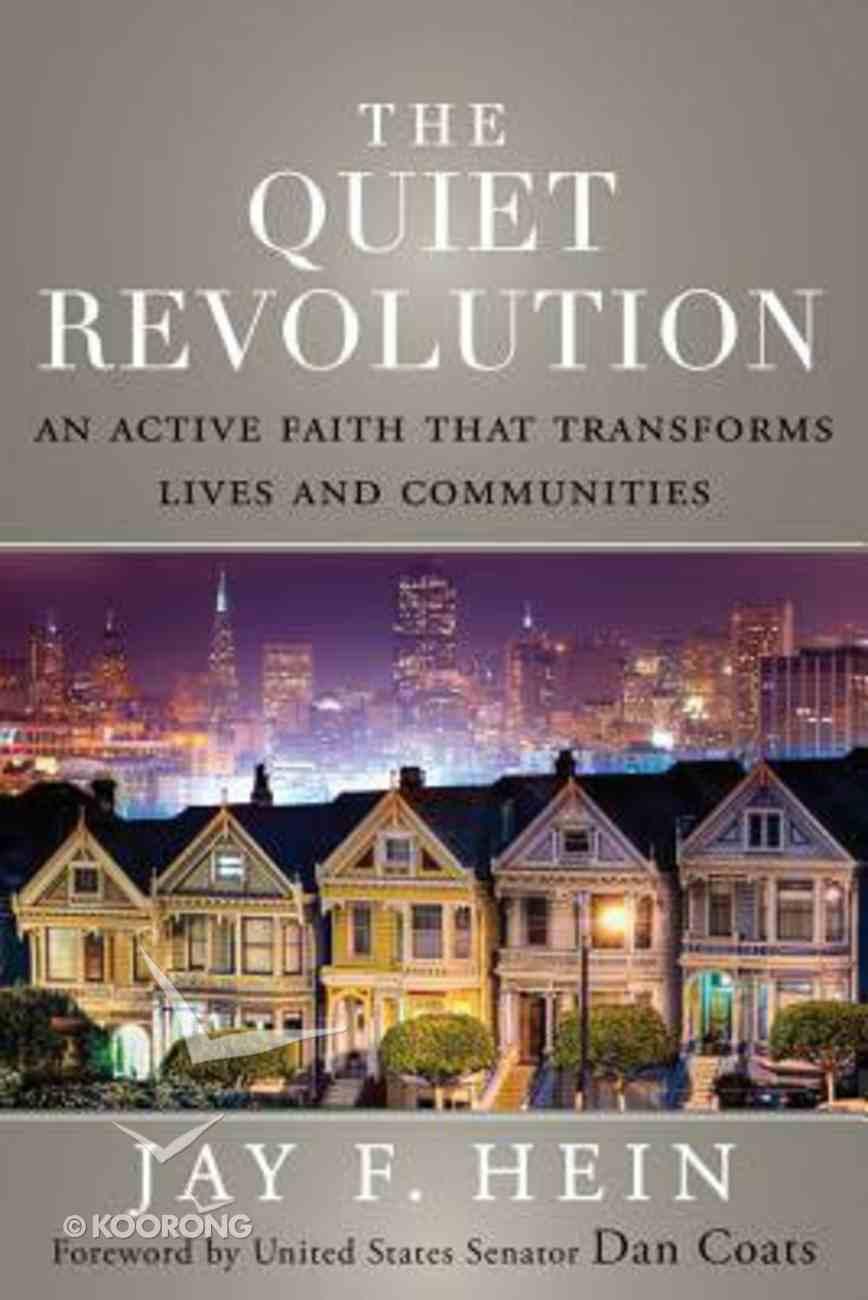 The Quiet Revolution Paperback
