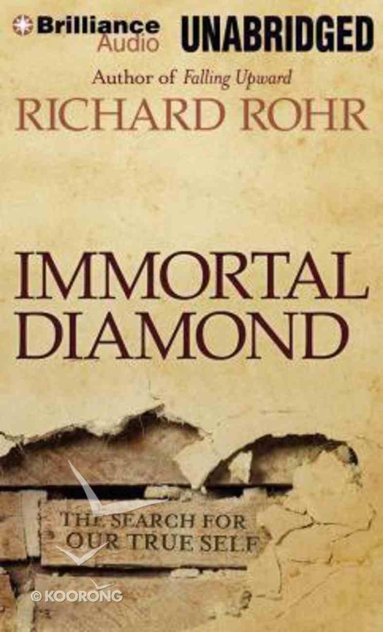 Immortal Diamond (Unabridged, 5cds) CD