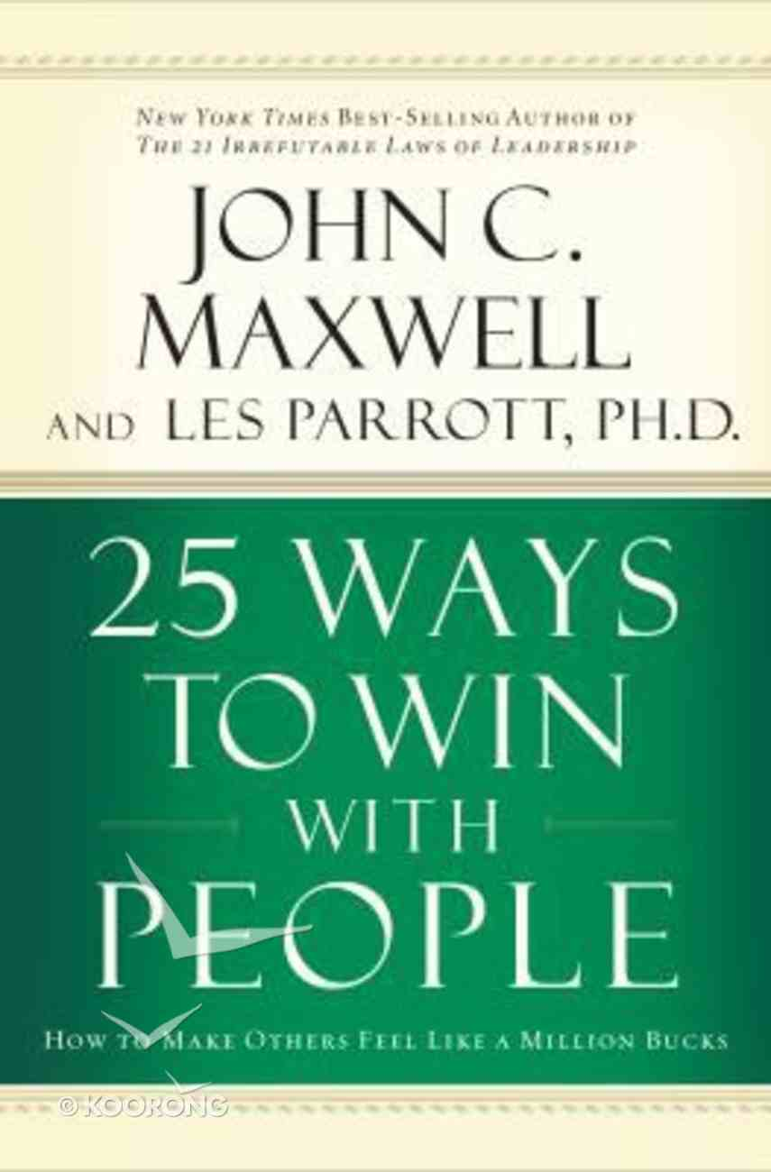 25 Ways to Win With People (8cds) CD