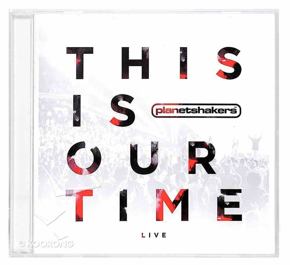2014 This is Our Time CD