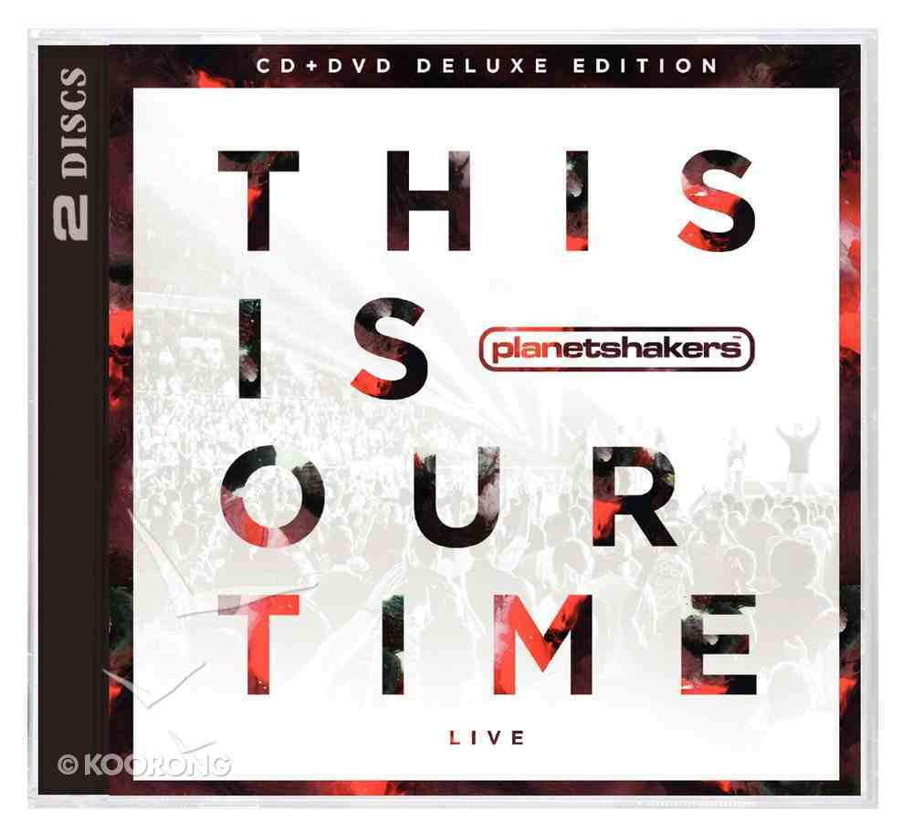 2014 This is Our Time Deluxe Edition (Cd/dvd) CD
