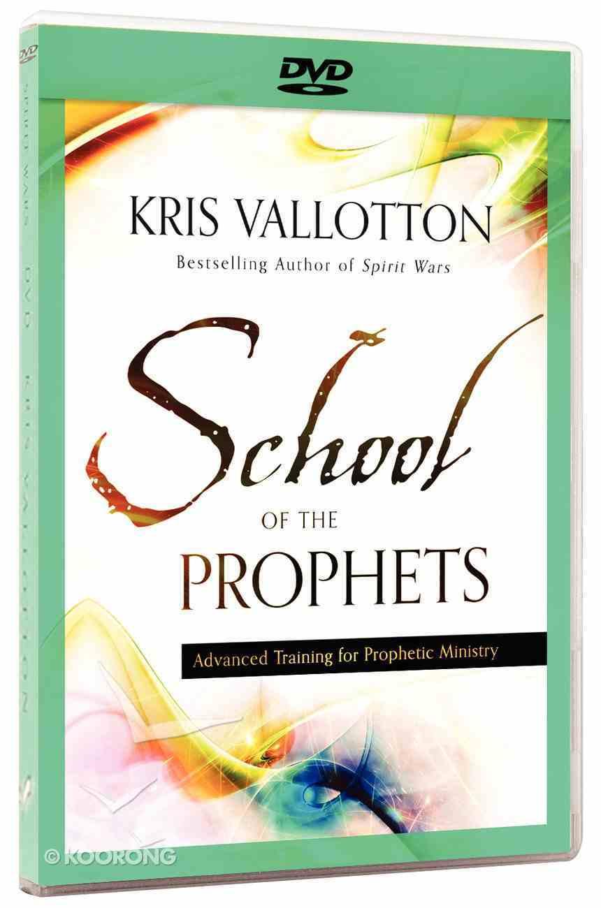 School of the Prophets (Dvd) Dvd-rom