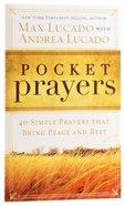 Pocket Prayers (Pocket Prayers Series) Paperback