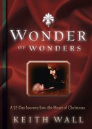 Wonder Of Wonders (Ebook) image