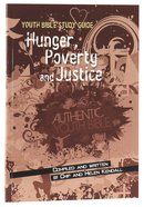 Ybsg: Hunger, Poverty And Justice