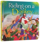 Riding On A Donkey image