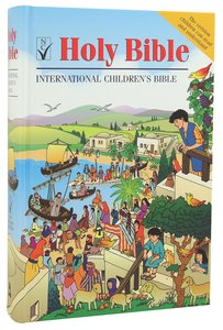 Product: Icb International Children's Bible Image