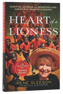 Product: Heart Of A Lioness Image
