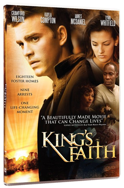 Product: Dvd Kings Faith Image
