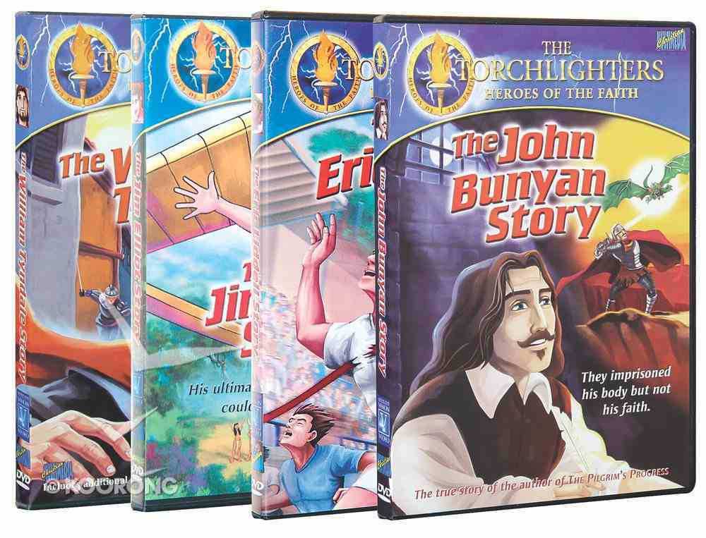 Thof (4 Pack) (Torchlighters Heroes Of The Faith Series) DVD