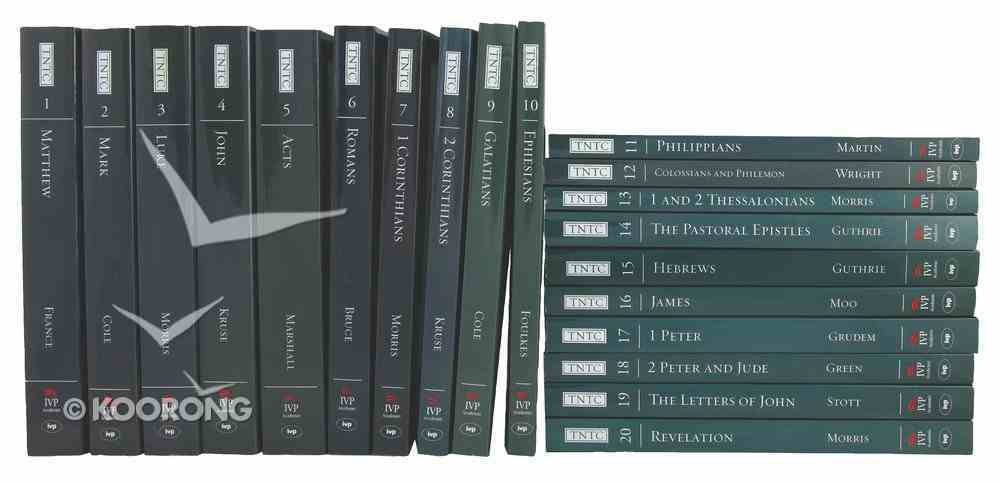 TNTCR: Tyndale New Testament Commentary (20 Vols) (Re-formatted) Paperback