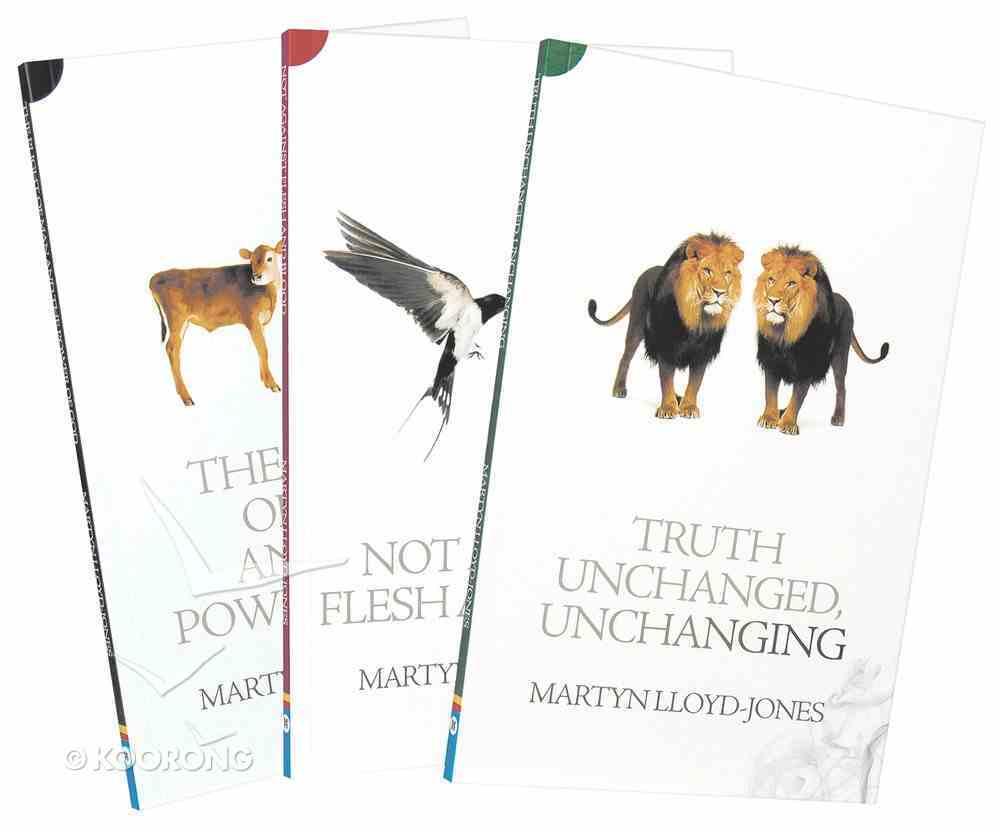 Lloyd-Jones Heritage 3-Pack (3 Vols) Pack