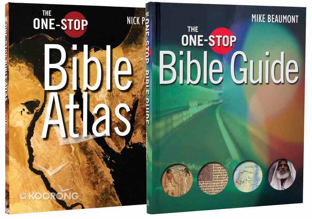 One-Stop Bible Essentials 2-Pack (2 Vols) Pack