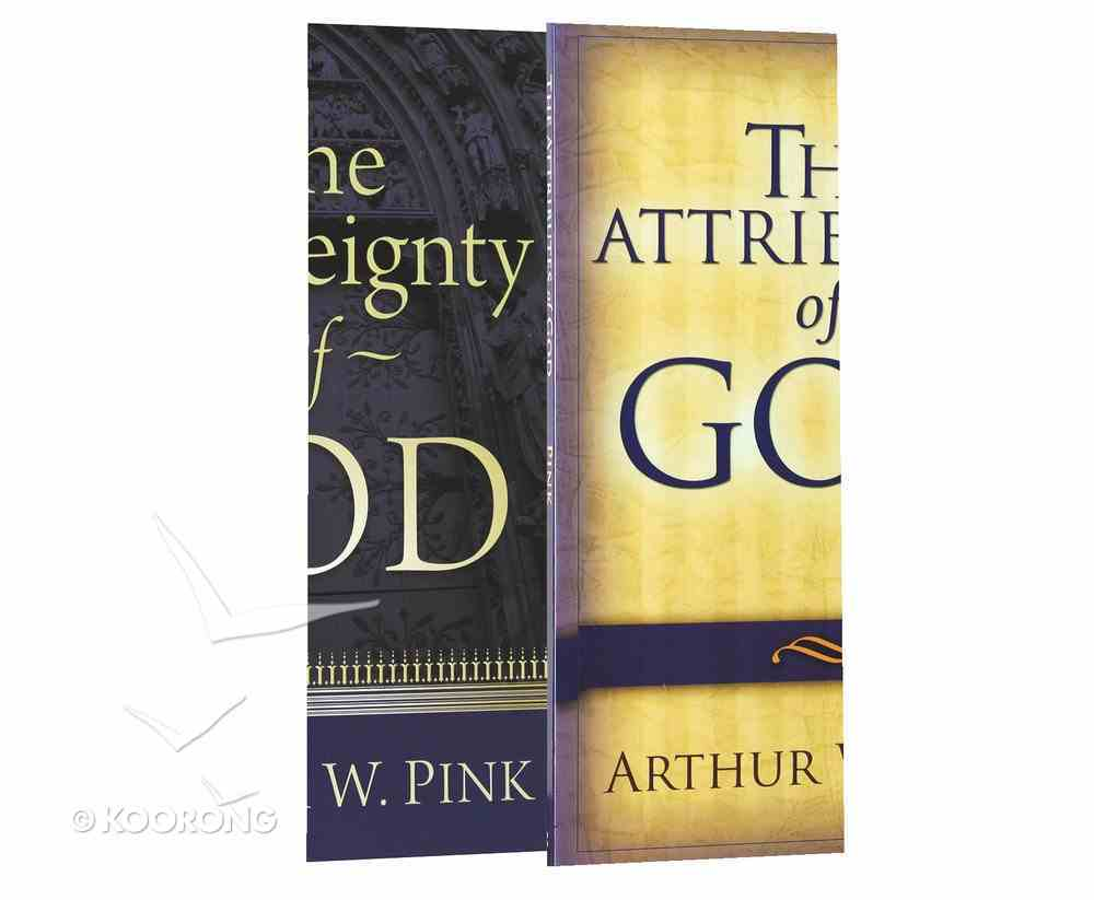 A.W Pink Classic 2-Pack (2 Volumes) Pack