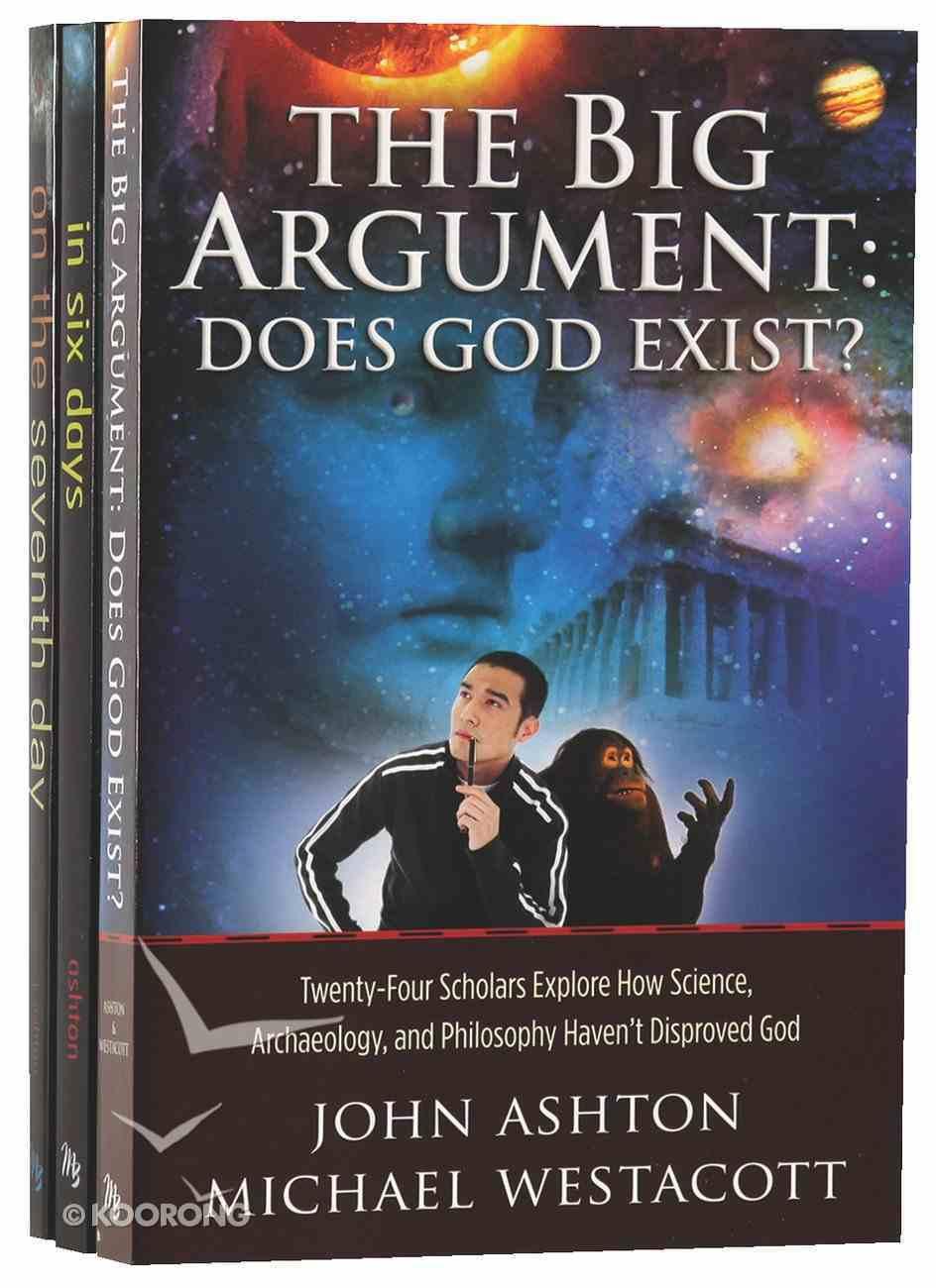 John Ashton Evidence Classics 3-Pack (3 Volumes) Pack
