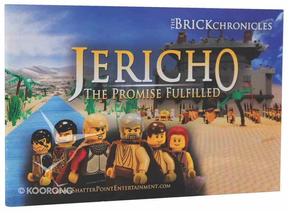 Jericho: The Promised Fulfilled (Comic Book) Paperback