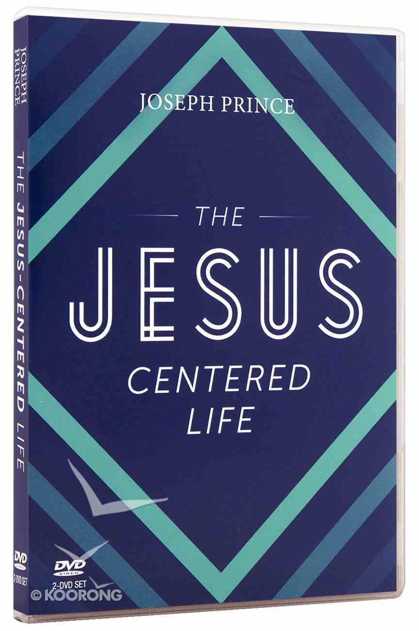 The Jesus-Centred Life (2 Dvds) DVD
