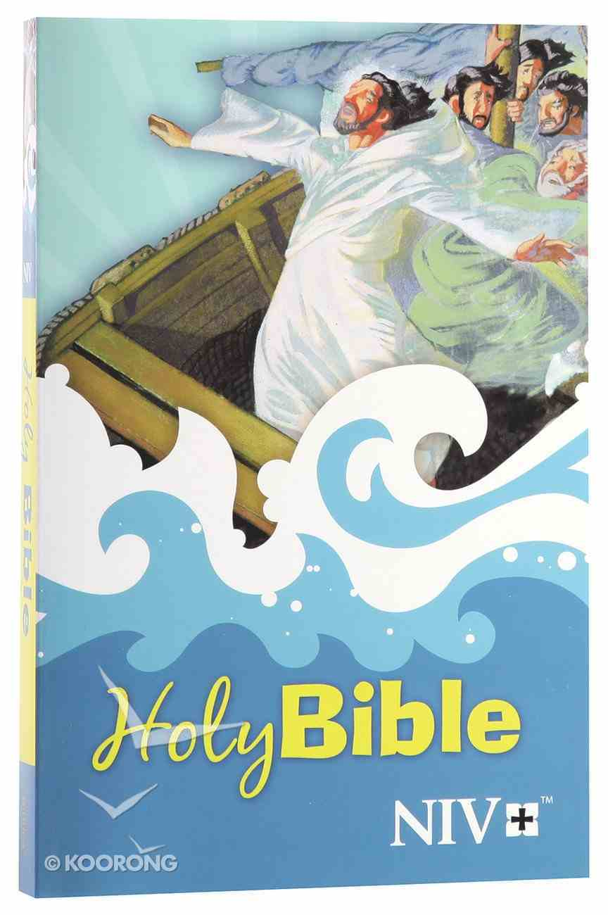 NIV Paperback: Kids' Bible Paperback