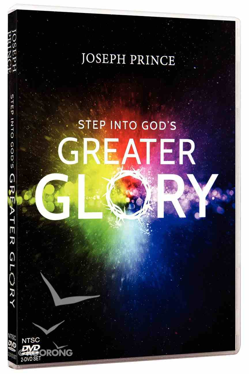 Step Into God's Greater Glory (2 Dvds) DVD