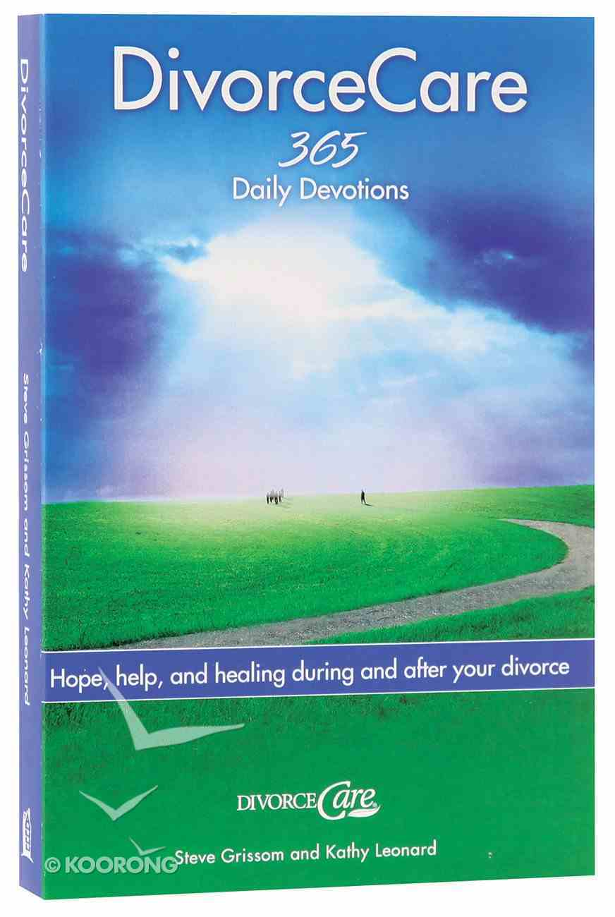 Divorce Care Paperback