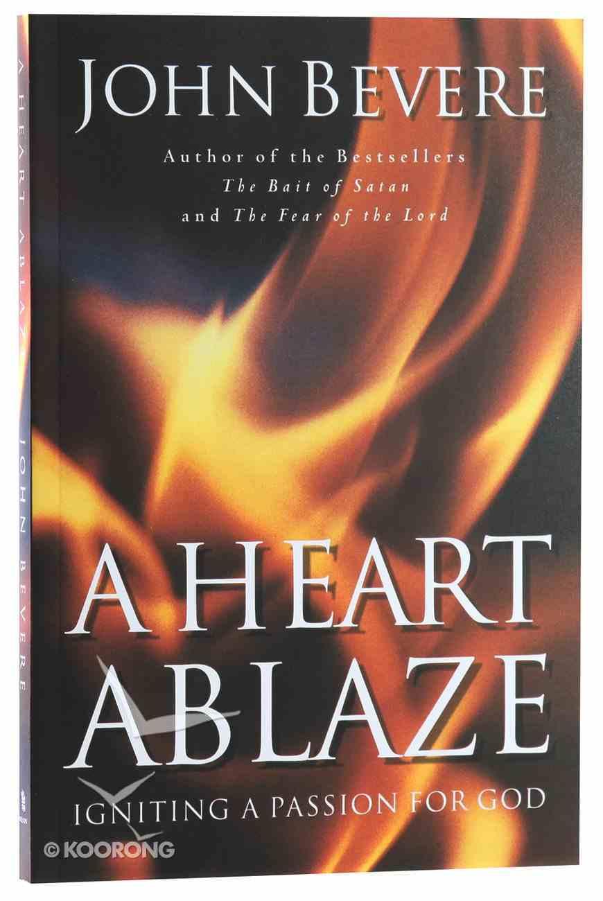 A Heart Ablaze Paperback