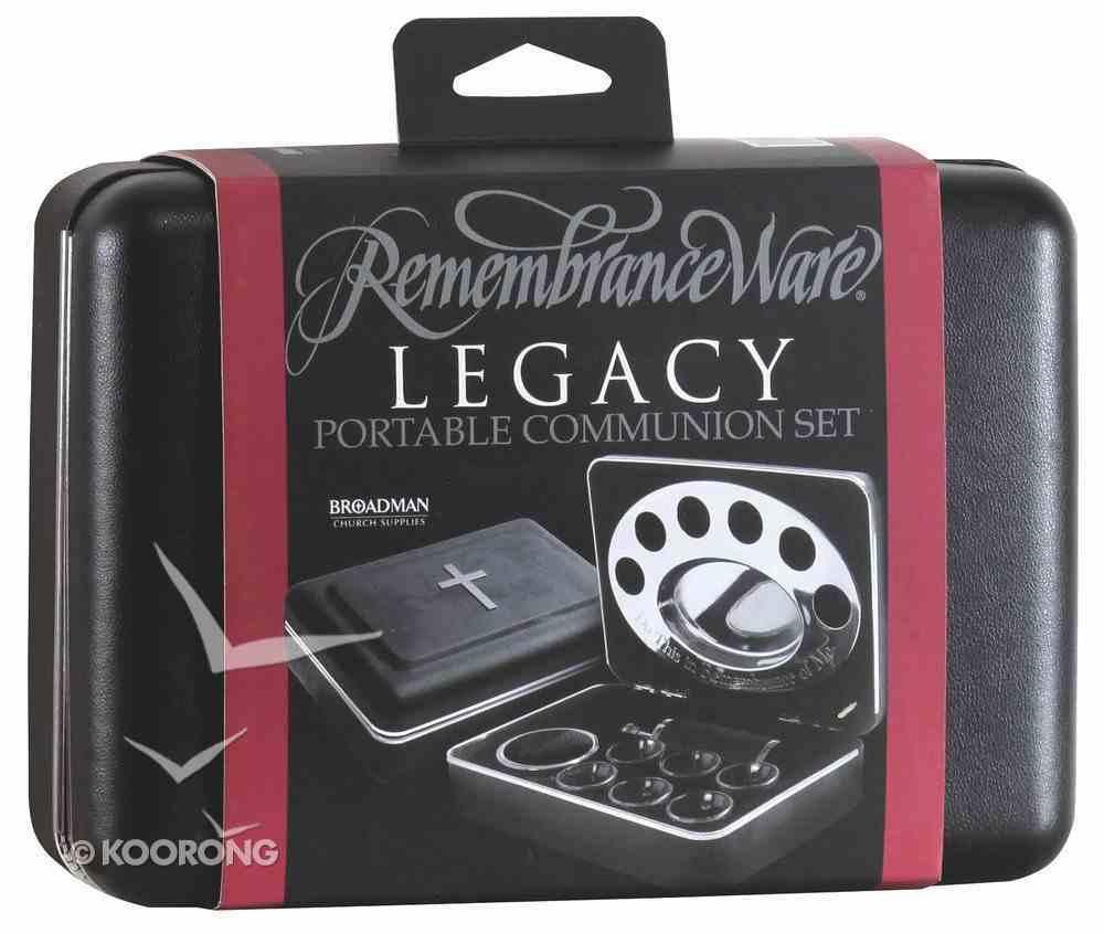 Portable Communion Set: The Legacy Church Supplies