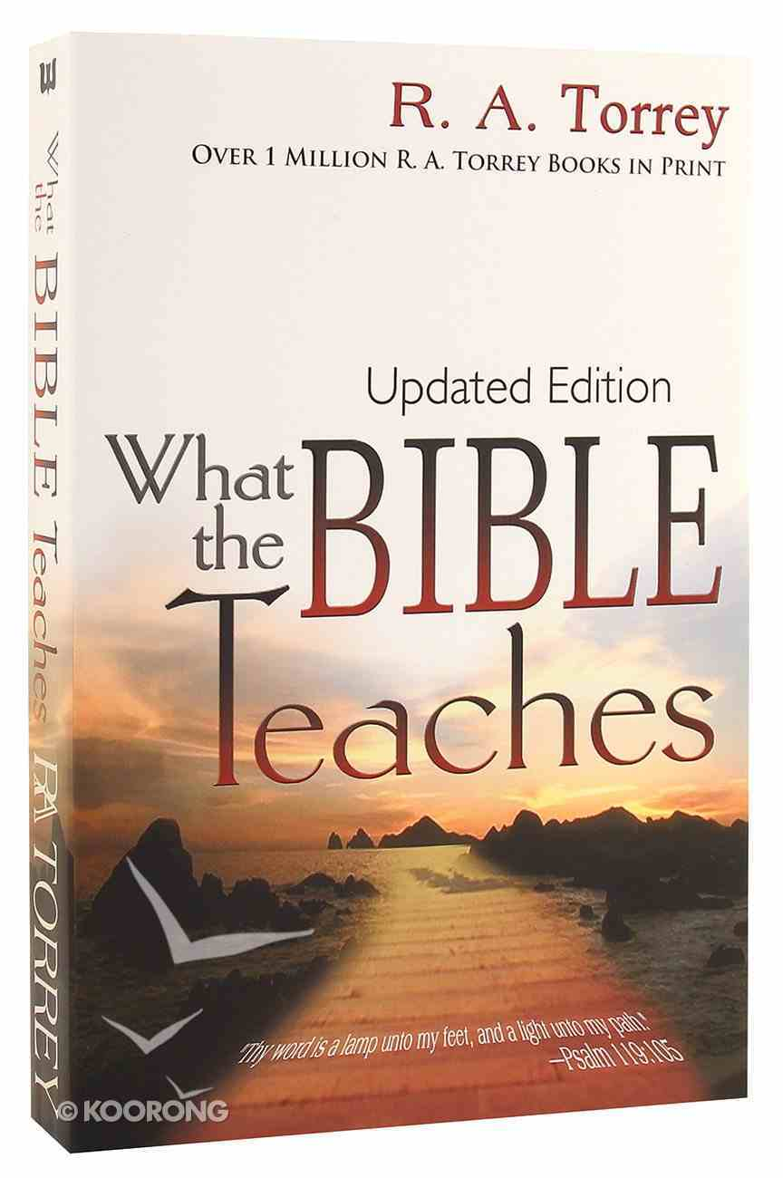 What the Bible Teaches (6 Books In 1 Anthology) Paperback