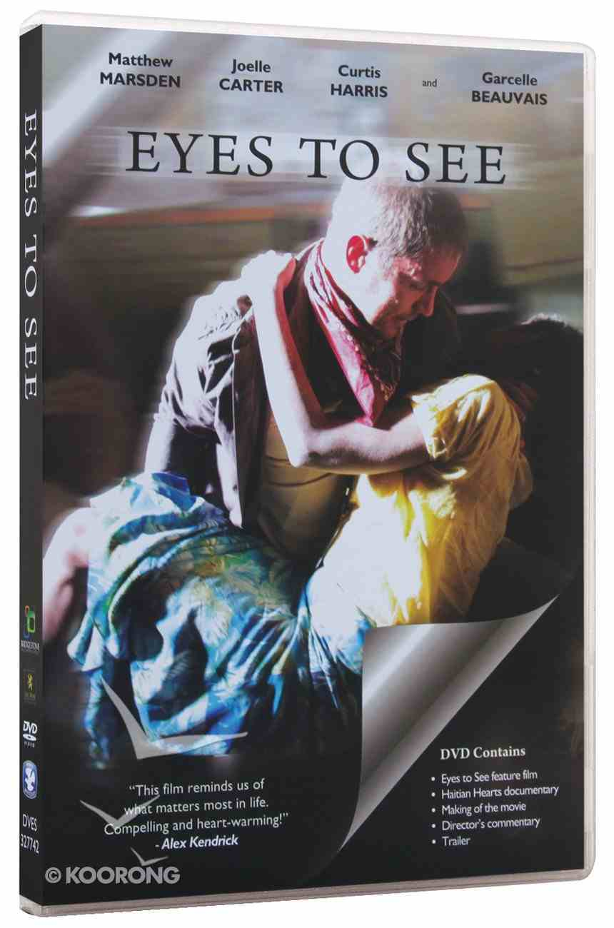 Eyes to See (33mins) DVD