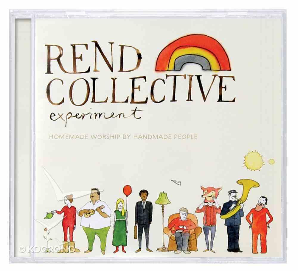 Homemade Worship By Handmade People CD