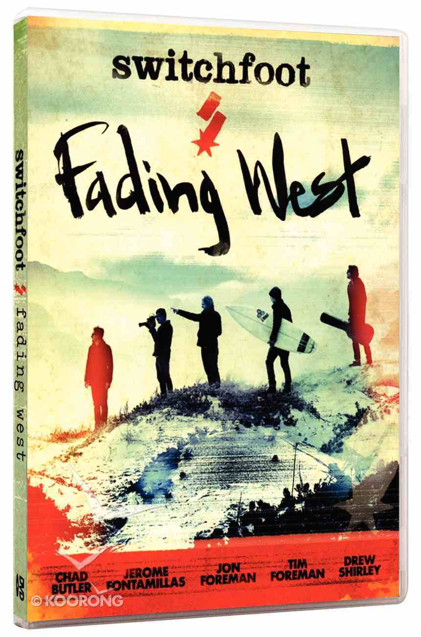 Fading West: The Film DVD