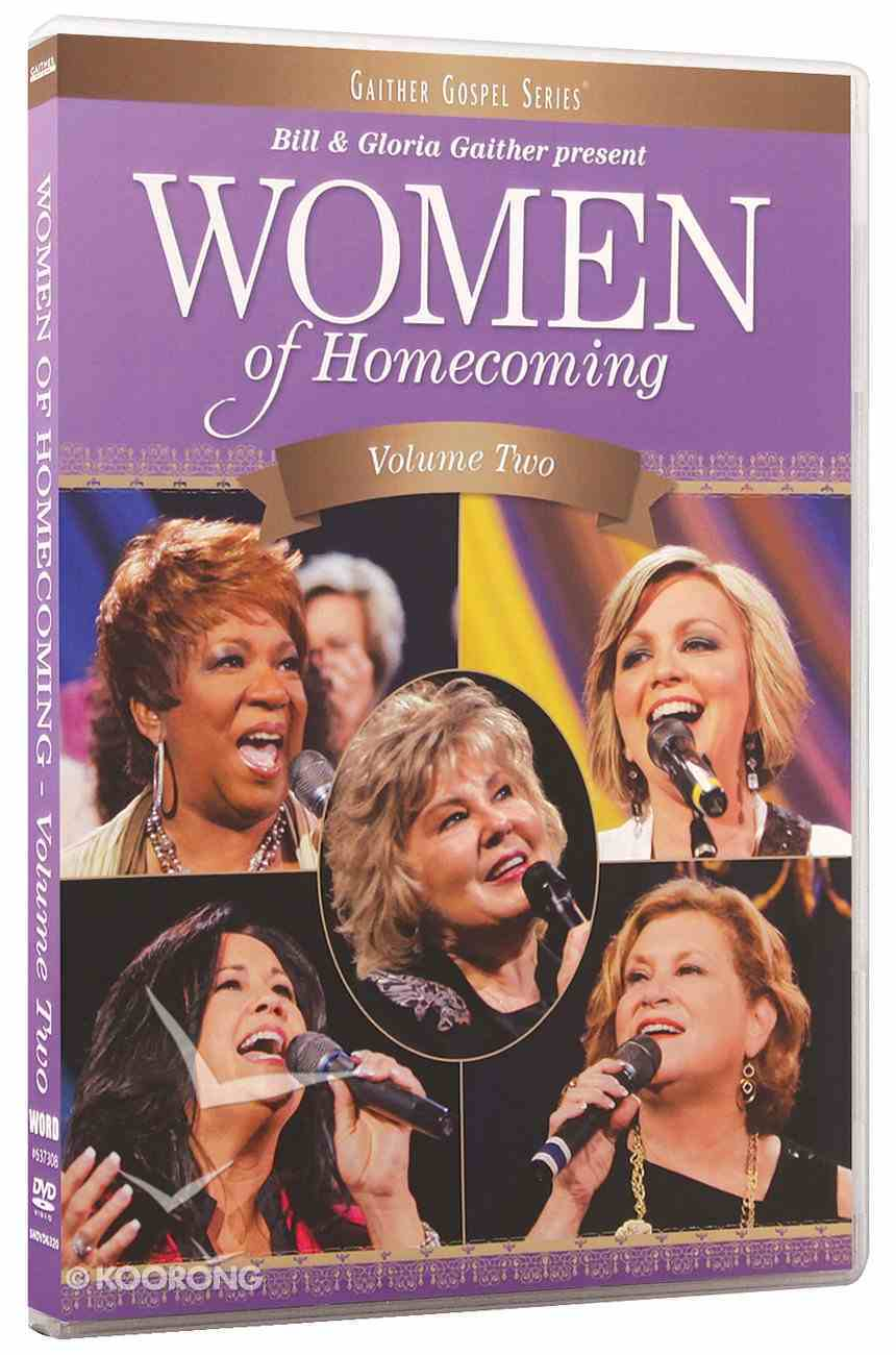 Women of Homecoming #02 (Gaither Gospel Series) DVD