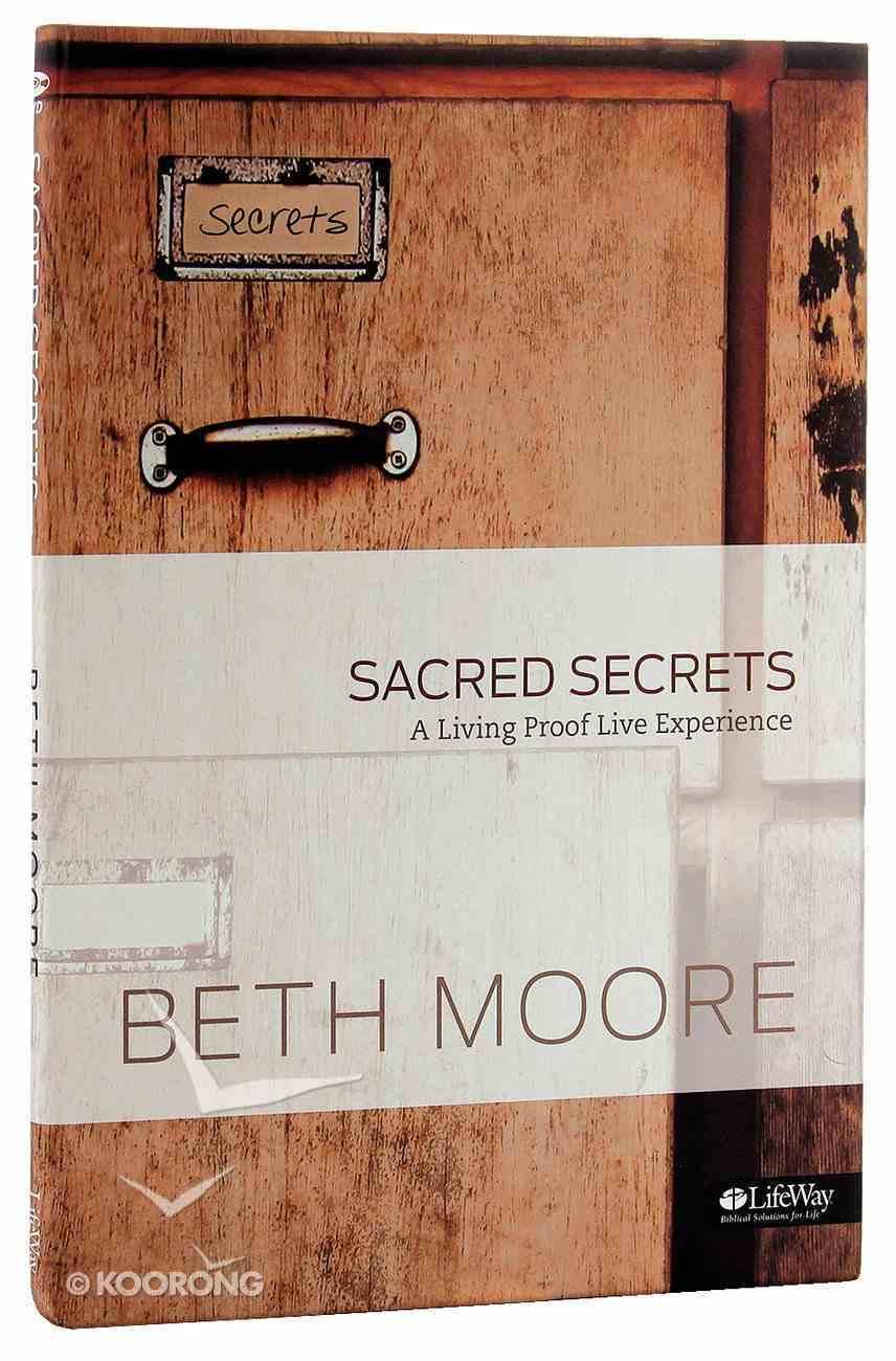 Sacred Secrets (2 Dvds): A Living Proof Live Experience (Dvd Only Set) DVD