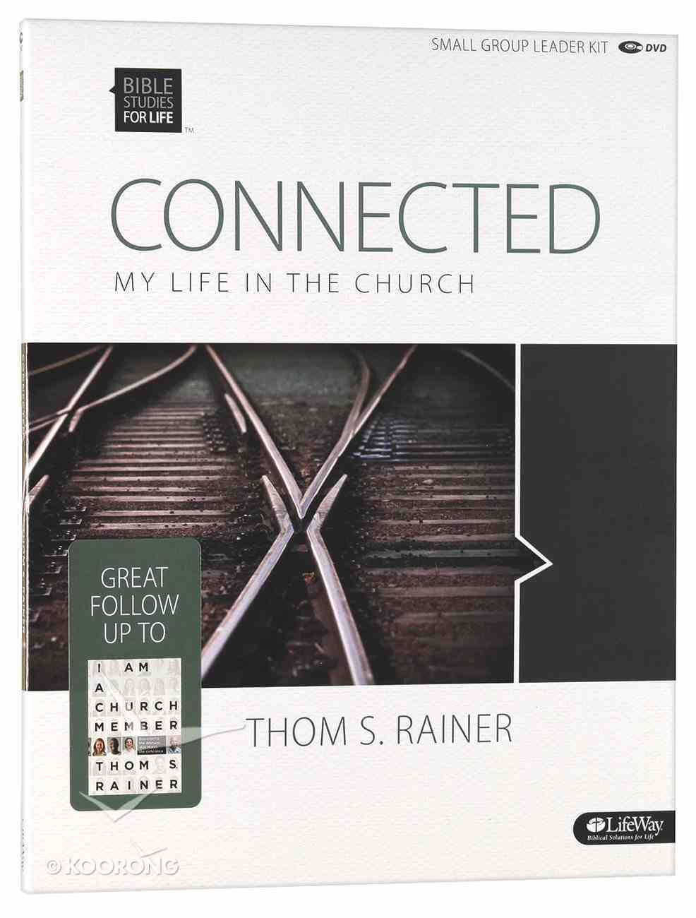 Connected My Life in the Church (Leader Kit) (Bible Studies For Life Series) Pack