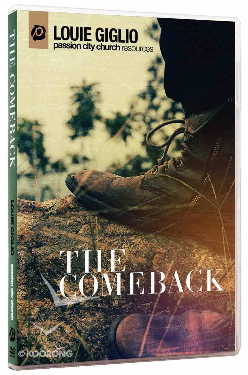 The Comeback DVD