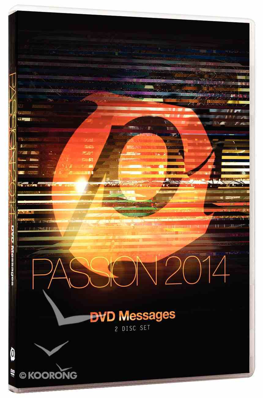 Passion 2014 Messages DVD