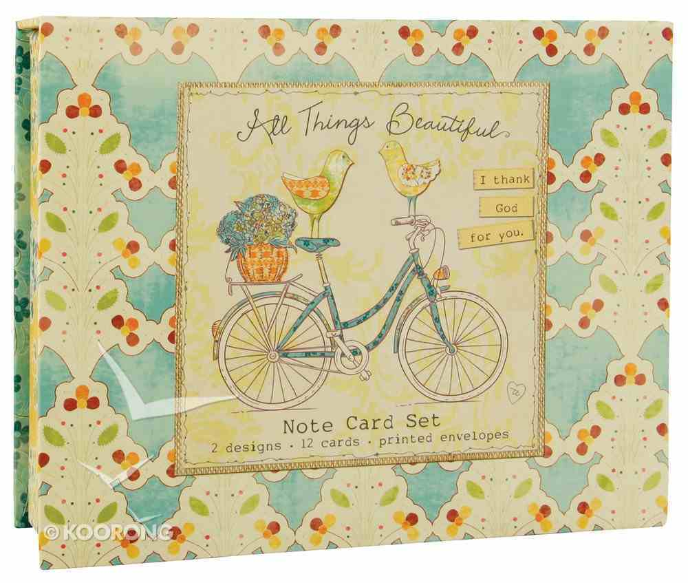 All Things Beautiful: Everyday Boxed Notes Box