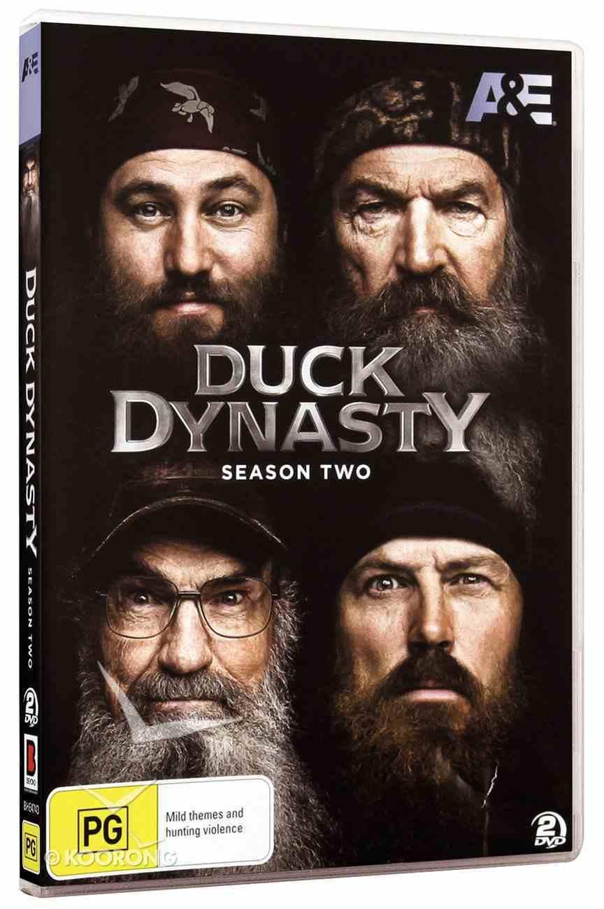 Season 2 (2 DVD Set) (#02 in Duck Dynasty Series) DVD