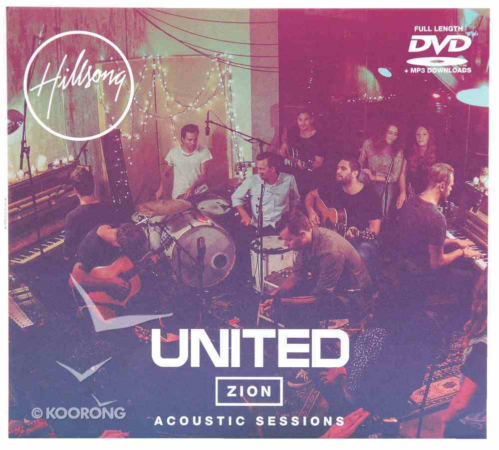 2013 Zion - Acoustic Sessions DVD