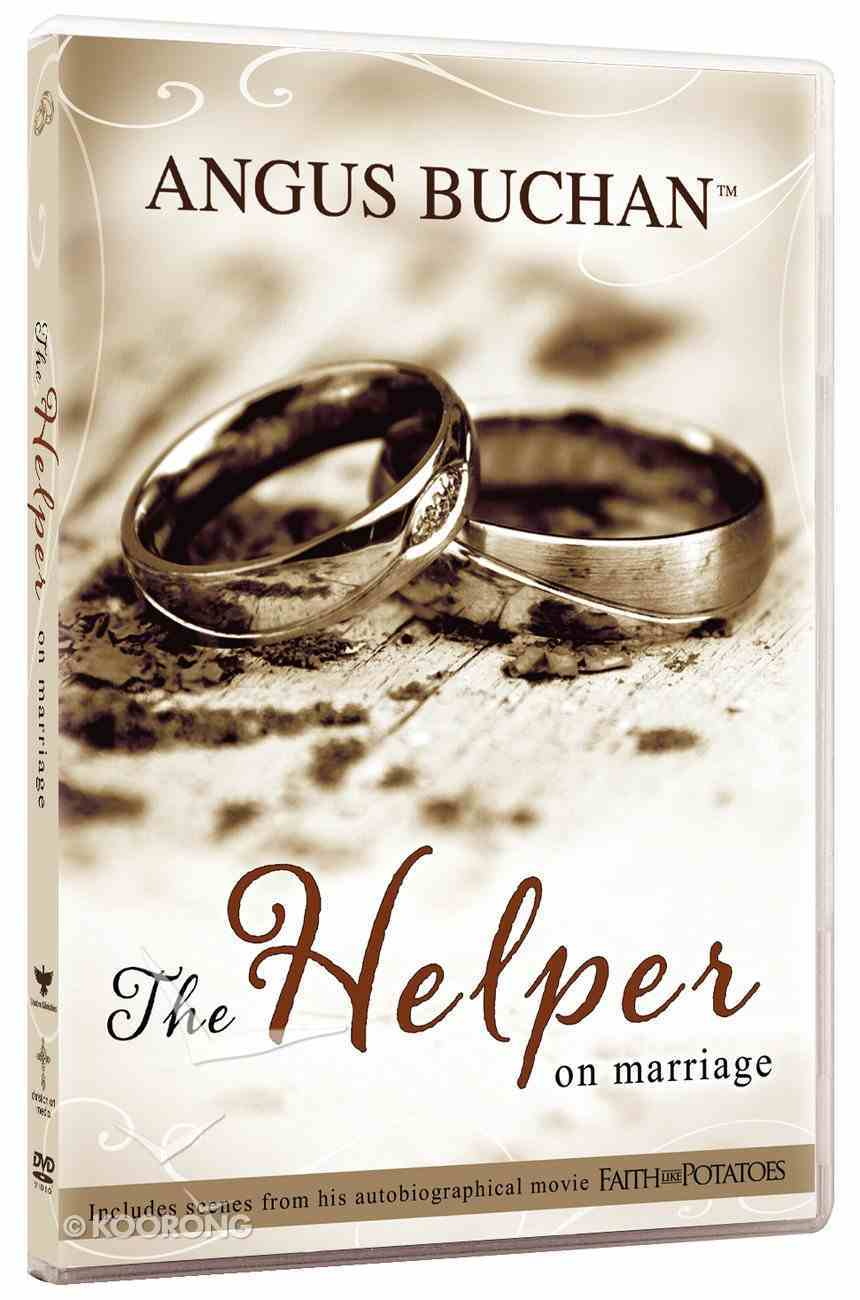 The Helper on Marriage DVD