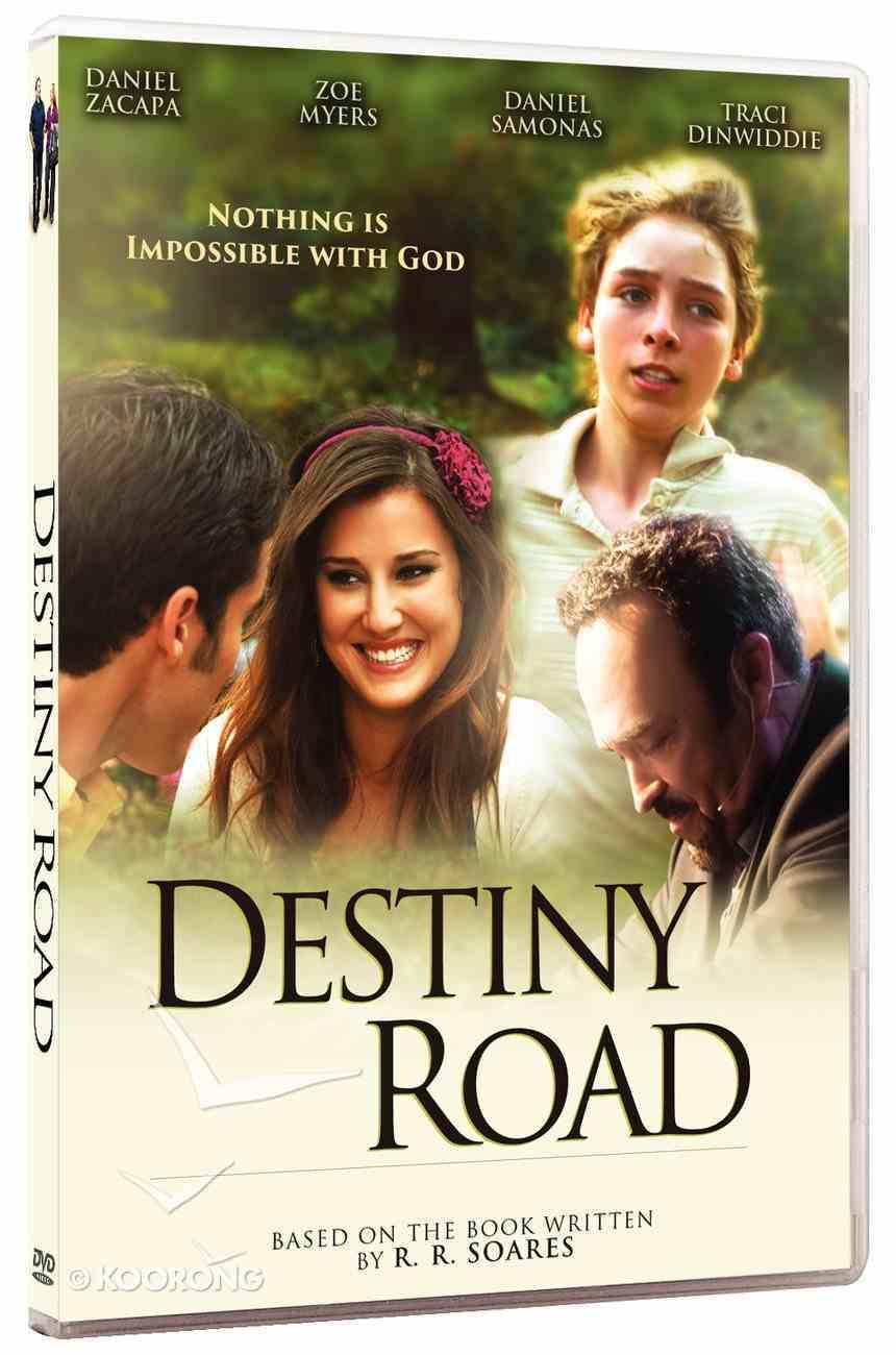 Scr DVD Destiny Road: Screening Licence Digital Licence