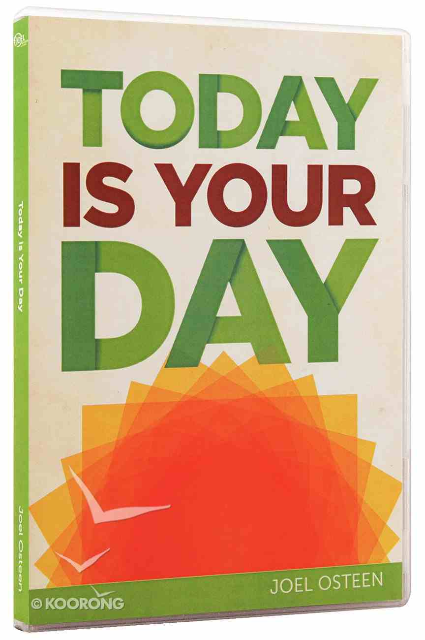 Today is Your Day (Dvd + Cd) DVD
