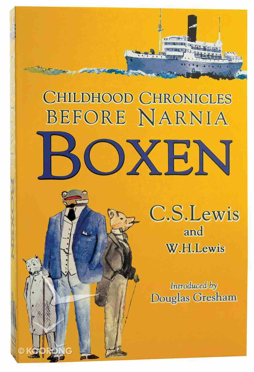 Boxen - Childhood Chronicles Before Narnia (Centenary Edition) Paperback