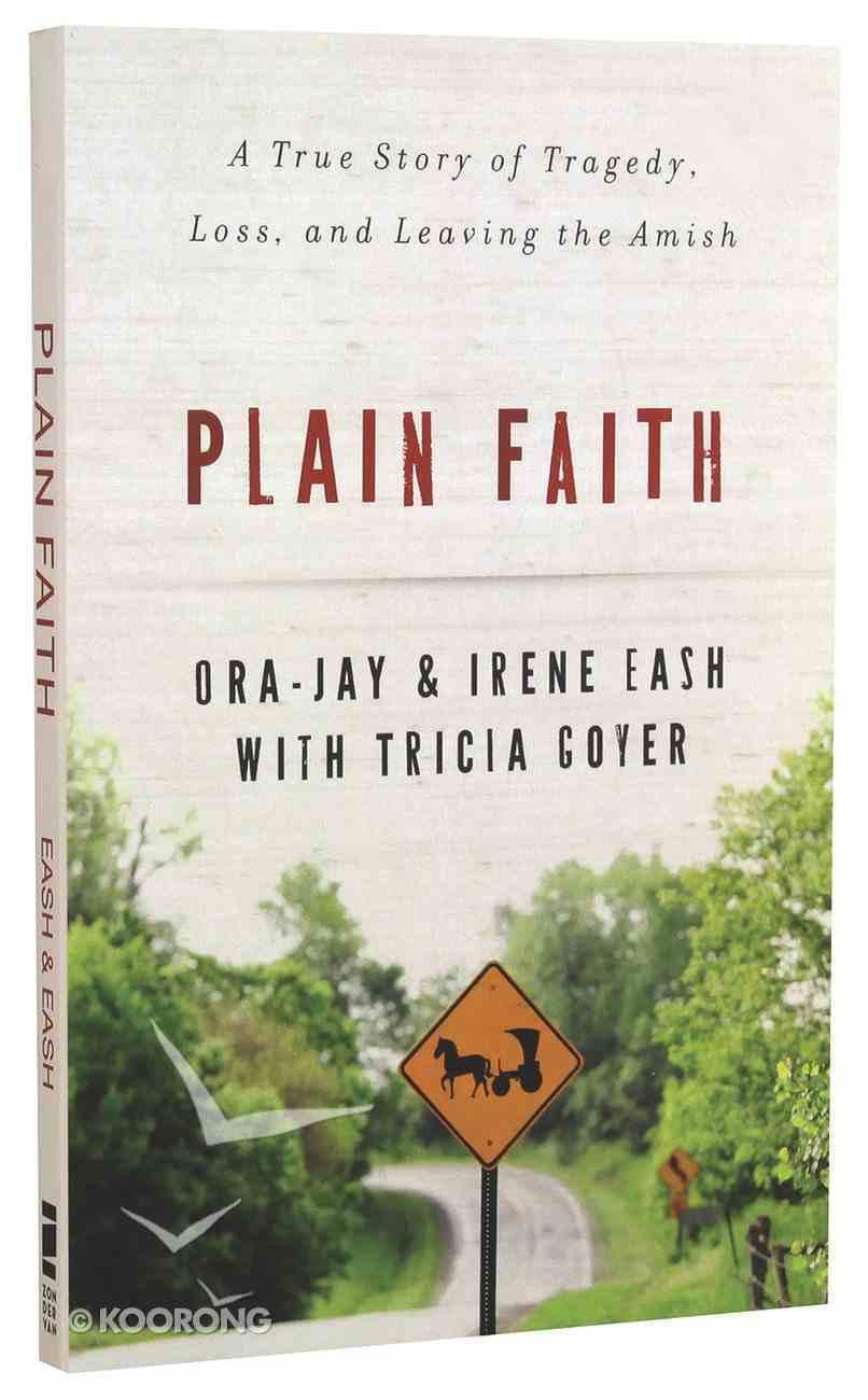 Plain Faith Paperback