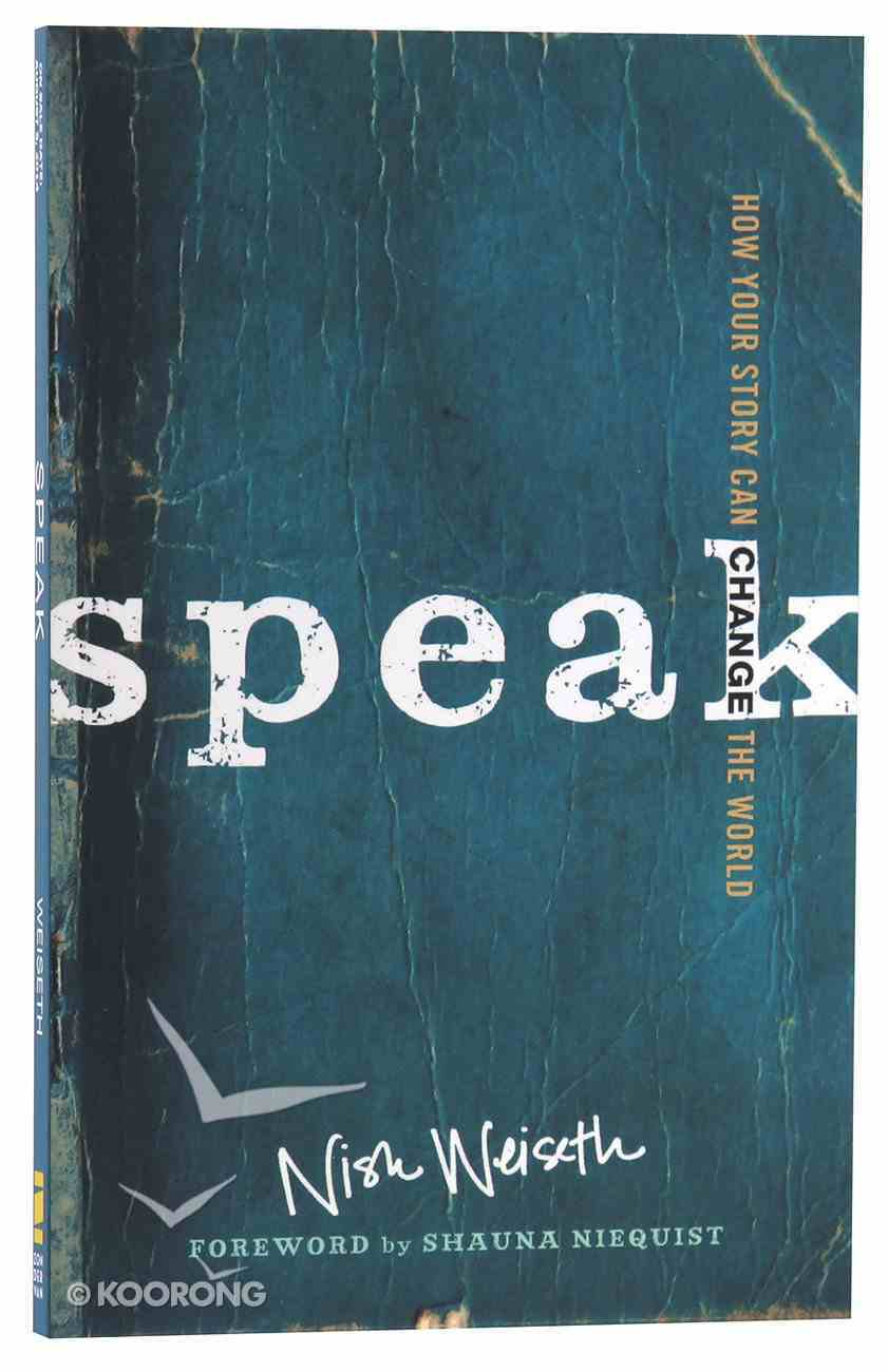 Speak Paperback