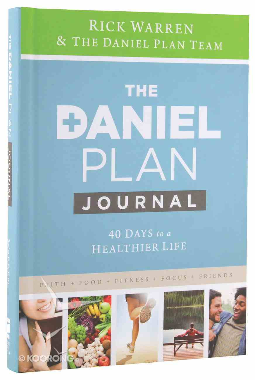 Daniel Plan Journal Hardback