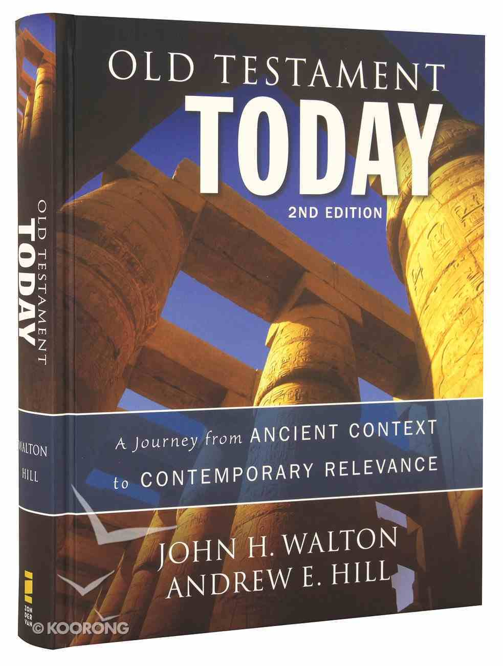 Old Testament Today (Second Edition) Hardback