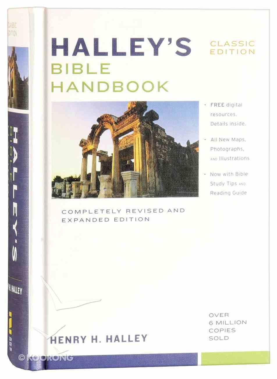 Halley's Bible Handbook NIV Classic Edition Hardback
